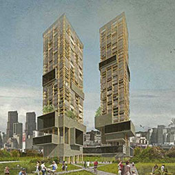 Student Tall Building Competition Results Announced