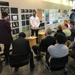 CTBUH-IIT Design Research Studio Midterm Fall Review