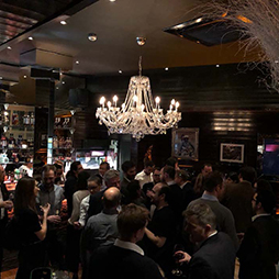 CTBUH United Kingdom Chapter Celebrates with Year-End Event
