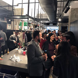 CTBUH New York Holds Annual Holiday Party