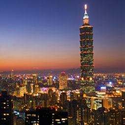 TAIPEI 101 Hosts