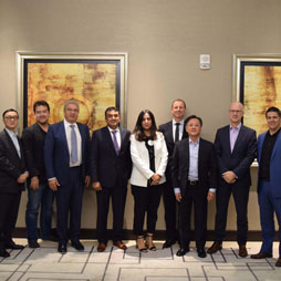 CTBUH Trustees Convene in Dubai