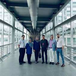 Skybridges Research Team Visits Major Projects in China, Malaysia